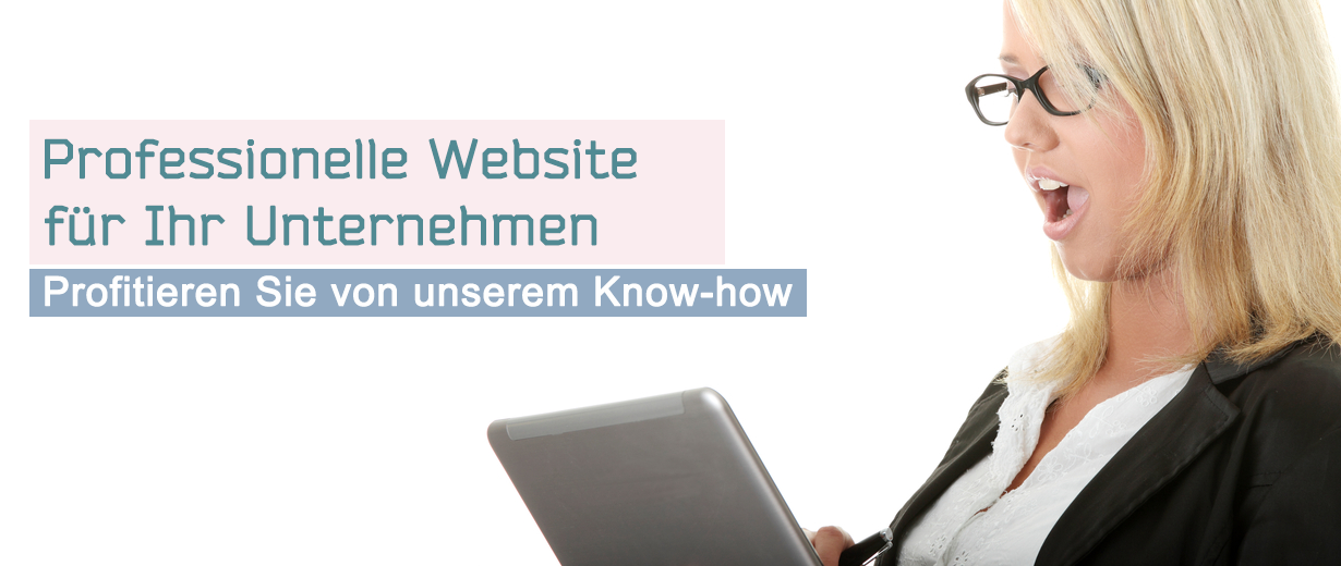 Webdesign mit WOW